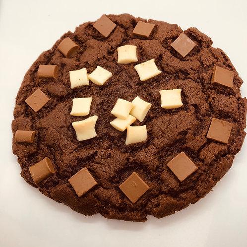 Non-Gluten Triple Chocolate