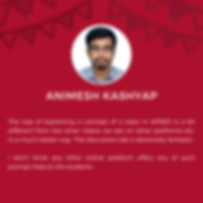 APSEd platform review by Animesh Kashyap