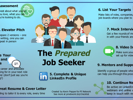 Are You a Prepared Job Seeker?