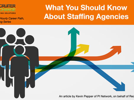 What You Should Know About Staffing Agencies