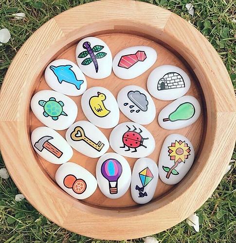 15 Random Story Stones