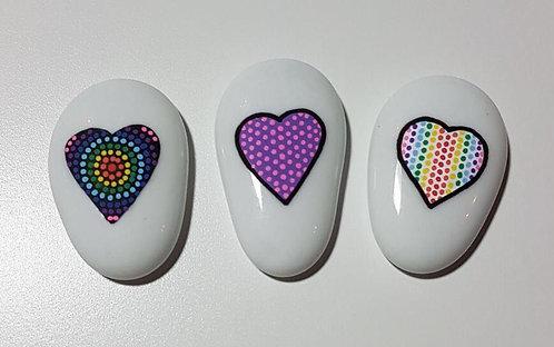 3 Imagihearts