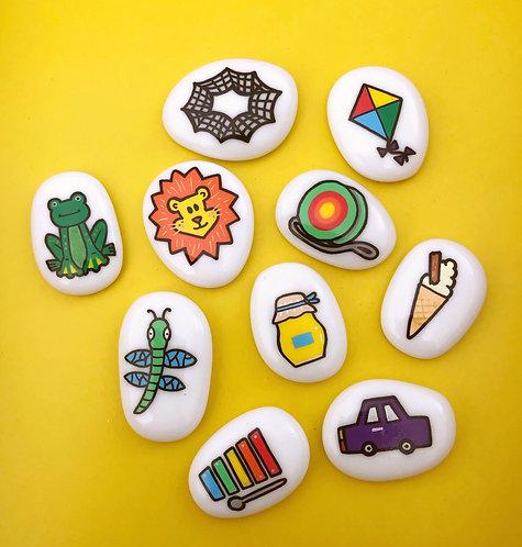 10 Random Story Stones