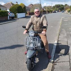 A Happy GT Rider