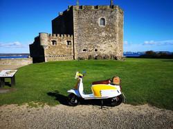 An Englishmans castle...