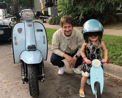 New generation of scooterist!