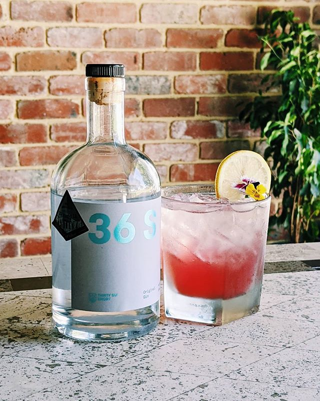 Gin Cocktail of the week ✨ The Secret Ga