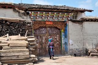 14. Farm entrance near Zhongdian.jpg