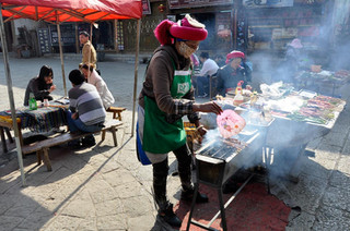 34. Tibetan grill, Zhongdian.jpg