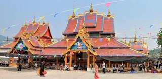 19. Temple of the Dai minority, Xishuang