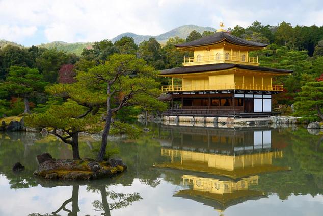 21. Kinkaku-ji, the Golden Pavilion.jpg