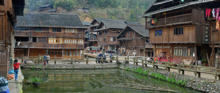 41. Zhaoxing Dong minority town, Qiadogn