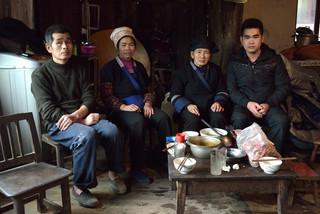 23. Dong minority family, Qiadognan, Gui