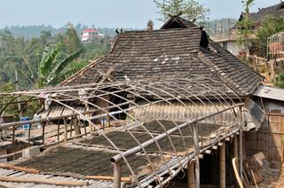 24. Tea drying at Aini minority village,