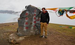 31. Thomas Irps at the 4877 meter Khamb