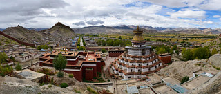 03. Pelkor Chode Monastery and Kumbum Stu