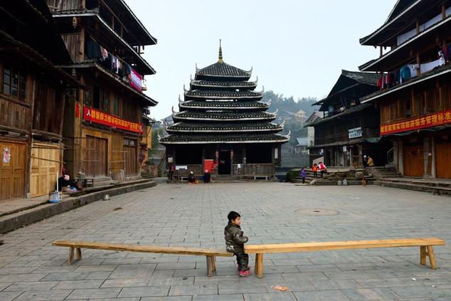 37.  Drum Tower, Qiadognan, Guizhuo.jpg