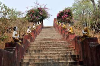 20. Manlai Dai Temple, Jingzhen, Xishuan