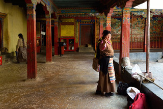 10. Pilgrim at the Traduk Temple.jpg