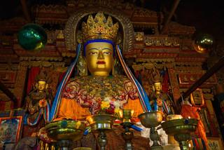06. Sakyamuni Buddha at the Pelkor Chode