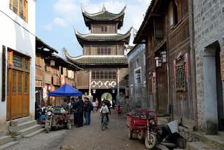 43. Dong minority town, Qingyan, Guishuo