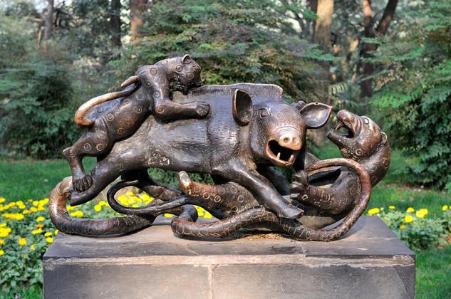 09. Golden Temple Park, Kunming, Yunnan.j