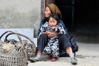 14. Hani minority woman, Yuanyang, Yunna