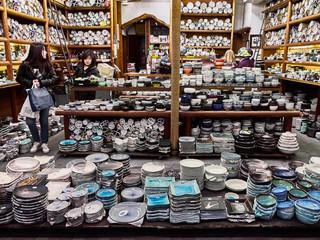 12. Dishes shop, Kappabashi.jpg