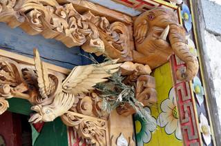 17. Tibetan carvery, Zhongdian.jpg