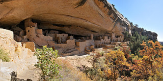 13. Mesa Verde Cliff Dwellings, Colorado