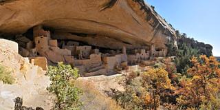 13. Mesa Verde Cliff Dwellings, Colorado