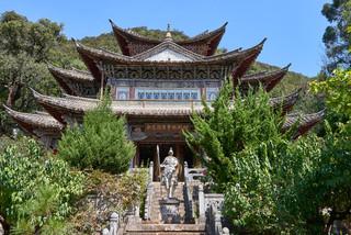 18. Pavillon, Jade Spring Park, Lijiang,