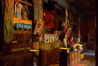 19. Tomb of a Panchen Lama, Tashilhunpo