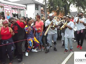 New Orleans Second Line CommUnity