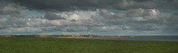 A View of Tynemouth from Marsden Bay, S.Shieds, Northumberland