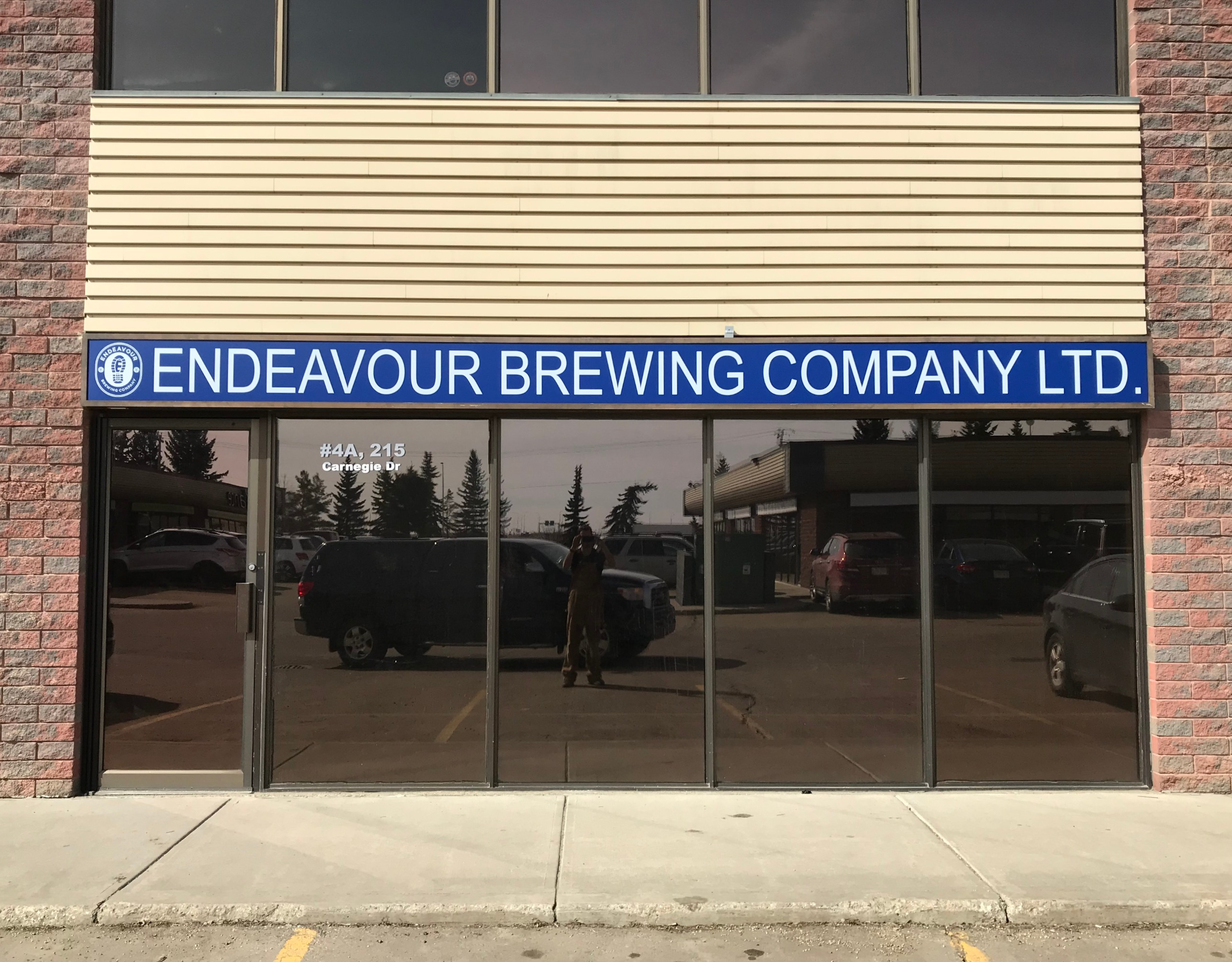 Endeavour Brewing Company | St. Albert | Craft Beer