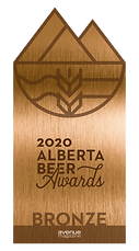 Alberta Beer Award- Bronze