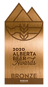 Alberta Beer Award- Bronze