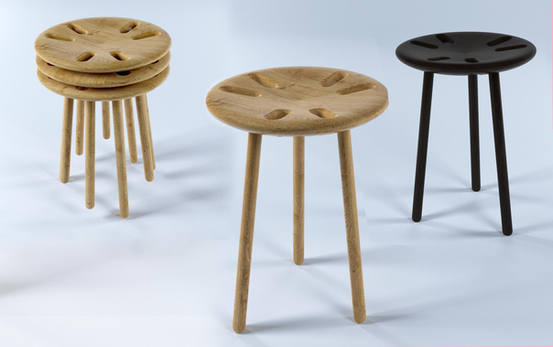 stackable stool  /  concept