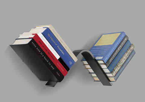 L bookshelf  /  UMBRA