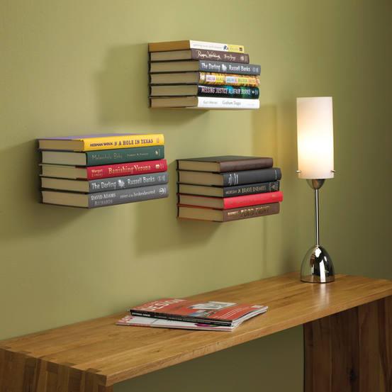 CONCEAL bookshelf  /  UMBRA