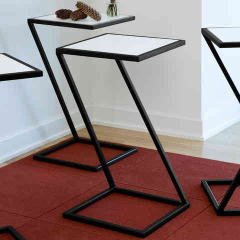 CONNECT end table /  FAKTURA