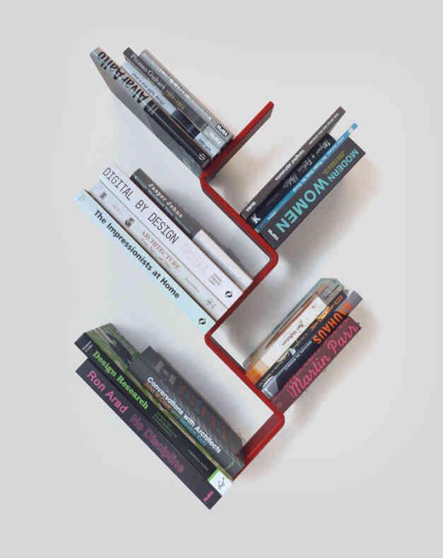 Z bookshelf  /  STYLE.FACTORY