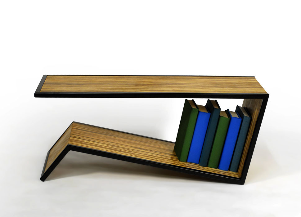 SLIDE coffee table design Miron Lior
