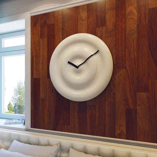 RIPPLE wall clock  /  concept