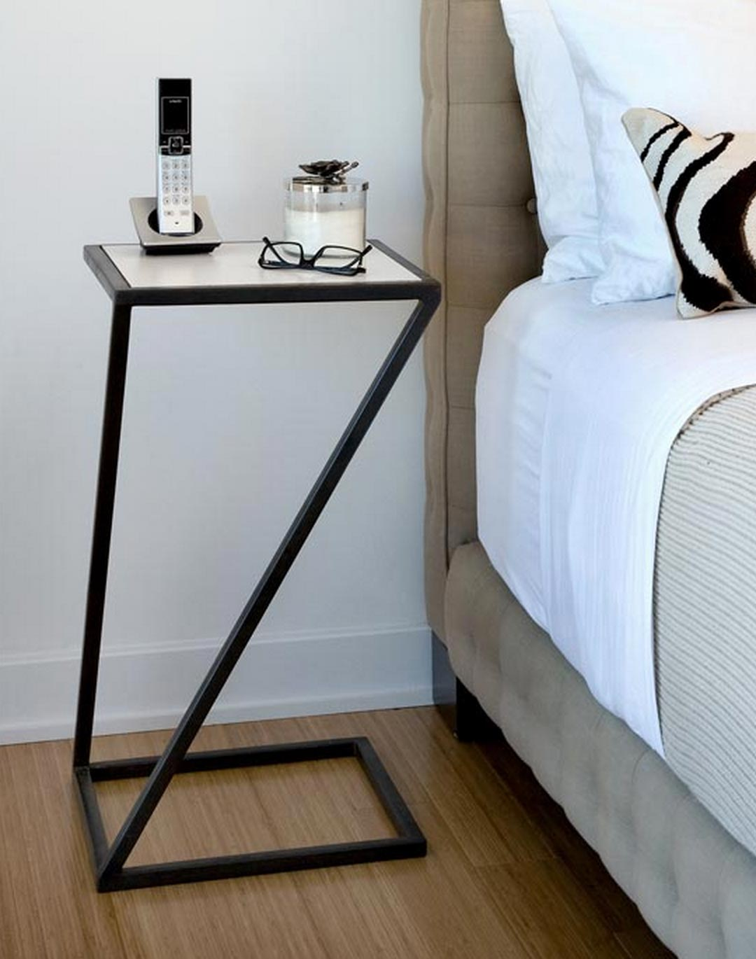 CONNECT side table from FAKTURA