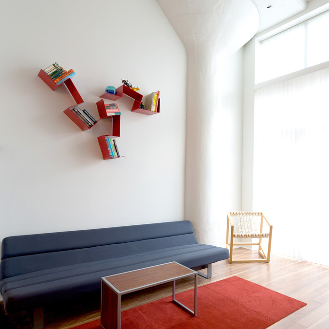 BERLIN shelf design Miron Lior