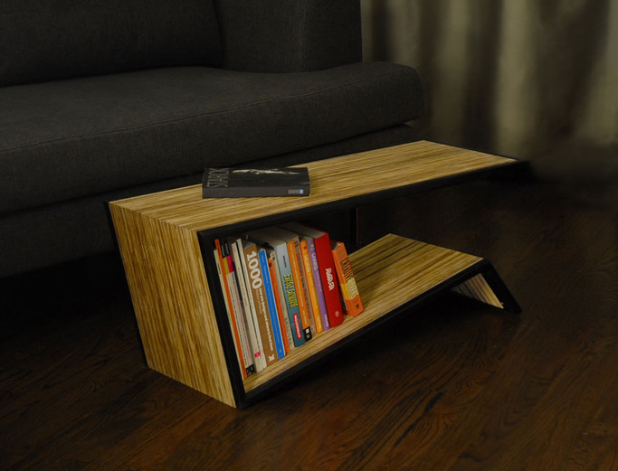 SLIDE coffee table design Miron Lior