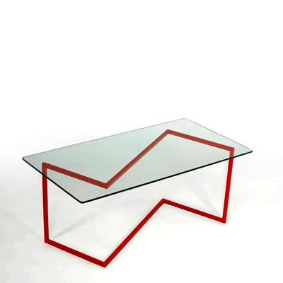 JINK coffee table from FAKTURA