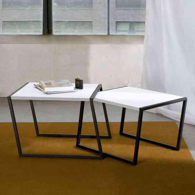GLIDE nesting tables  /  FAKTURA
